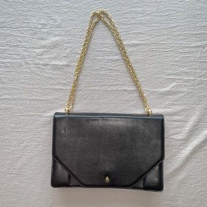 Banana Republic black purse